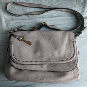 4b394122b Fossil Bags | Peyton Large Doubleflap Crossbody Bag | Poshmark